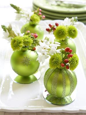 Новогодние украшения с запахом лета