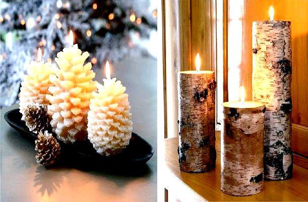 Новый год: время зажигать свечи
