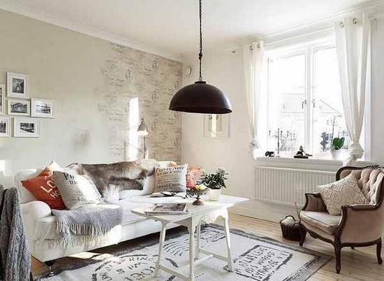 Комната в стиле прованс фото