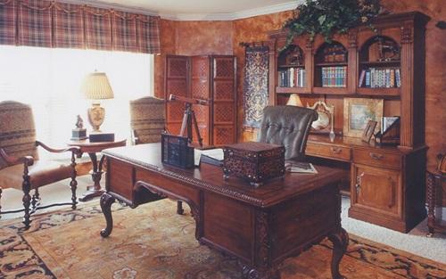 Домашний кабинет. Принципы грамотной организации