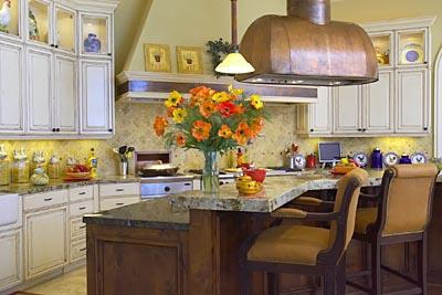 Облако уюта и радости в нашей квартире, или Сделаем кухню добрее