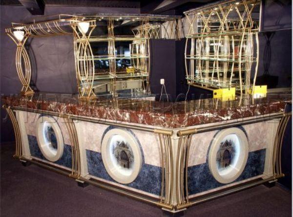 Барная мебель в интерьере
