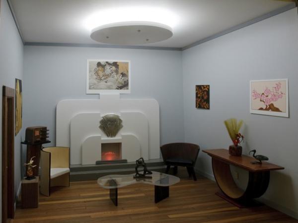 for Original art deco interiors