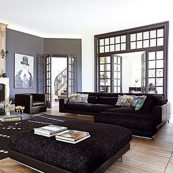 Арт-деко стиль в интерьере квартиры фото