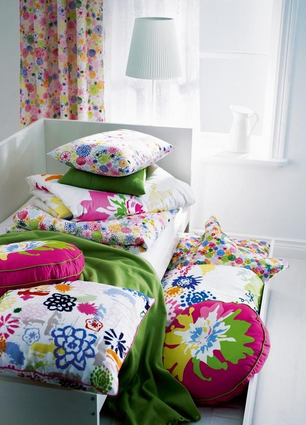 Красивые декоративные подушки