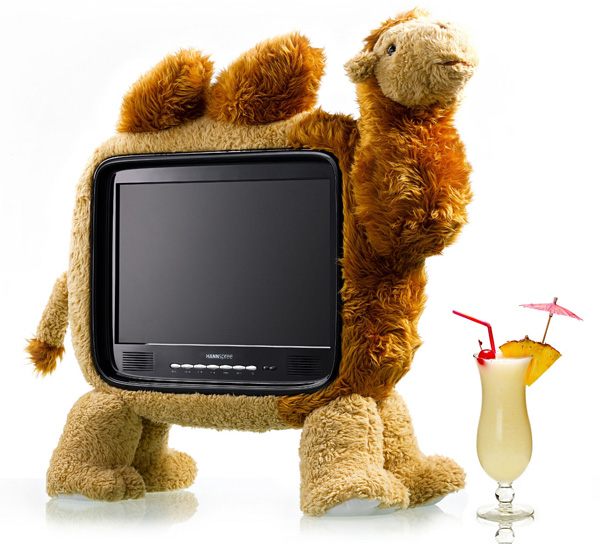 Детские телевизоры HANNspree