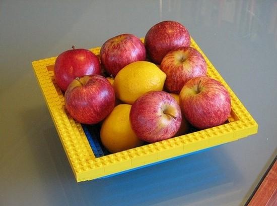 Конструкторы Lego ваза для фруктов