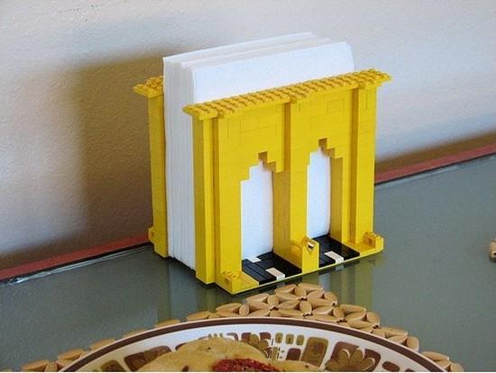 Конструкторы Лего держатель салфеток