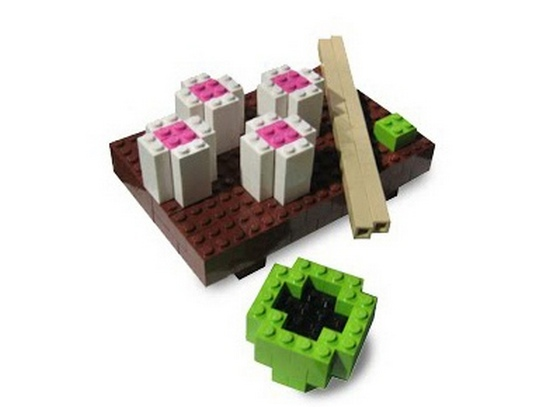Конструкторы Лего суши