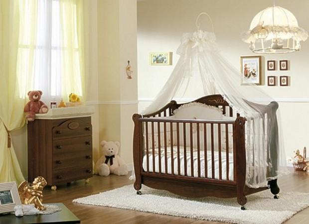 Фото кроватки для младенца