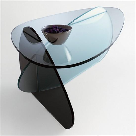 Журнальный столик стеклянный