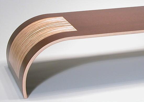 Журнальные столики из дерева фото