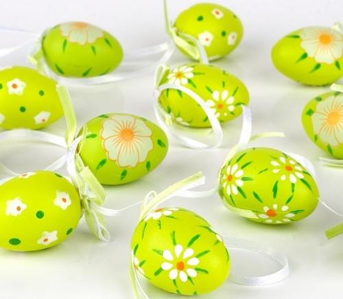 Пасхальные яйца декор