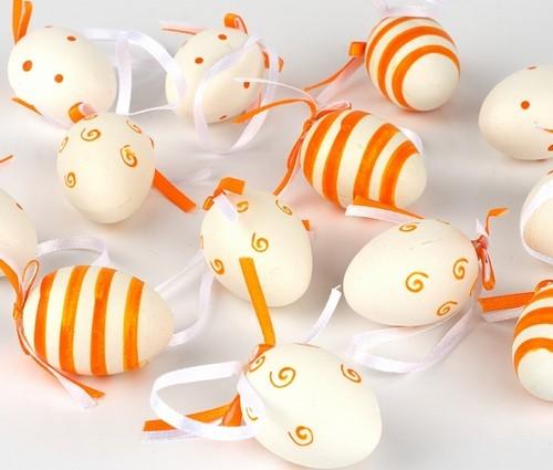 Декор пасхальных яиц фото