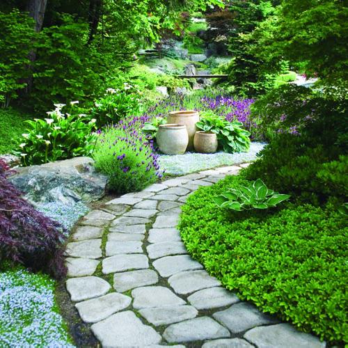 Beautiful Home Gardens Designs Ideas: Садовые дорожки в ландшафтном дизайне фото
