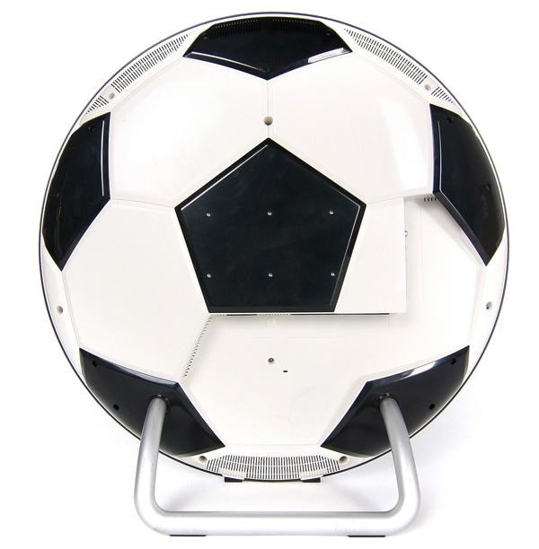 Телевизор для детей - футбольный мяч