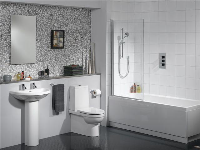 Маленькая ванная комната расширим