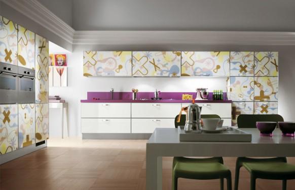 Итальянские кухни Скаволини фото
