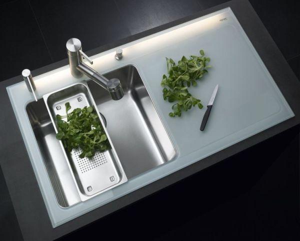 Кухонные мойки фото