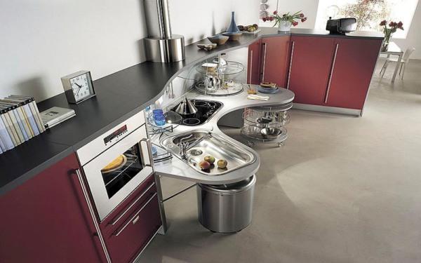 Мойки для большой кухни фото