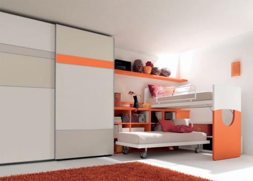 Мебель для детской комнаты для двоих