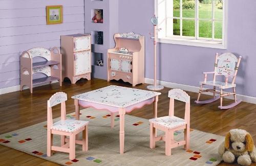 Детская мебель для девочки фото