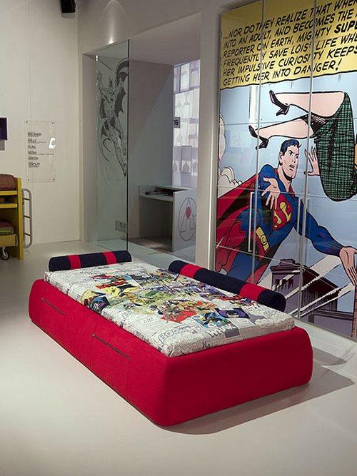Детские гардеробные комнаты