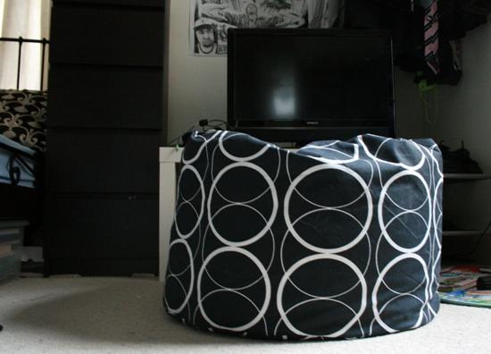 Кресло бин-бег фото