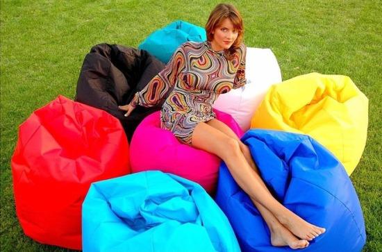 Кресла-мешки фото