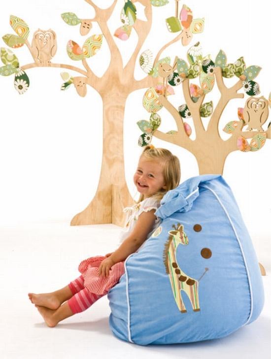 Кресло-груша детское