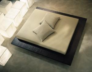 Интерьер подиум кровать