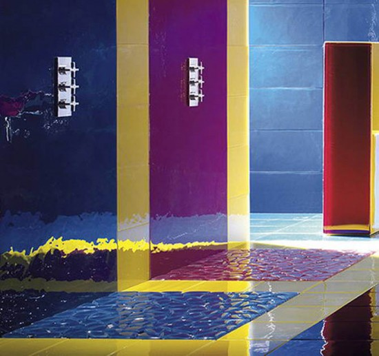 Бетонные полы рисунок фото