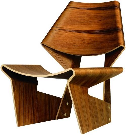 Деревянные кресла для дома