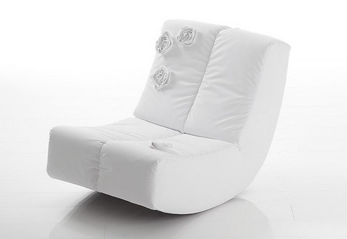 Кресло-качалка фото