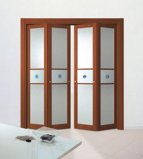 Раздвижные двери гармошка