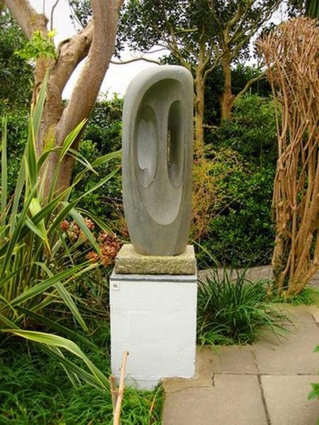 Садовые скульптуры из камня фото