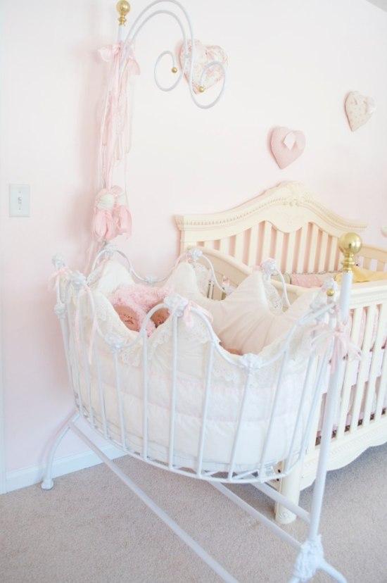 Кроватка для новорожденного фото своими руками