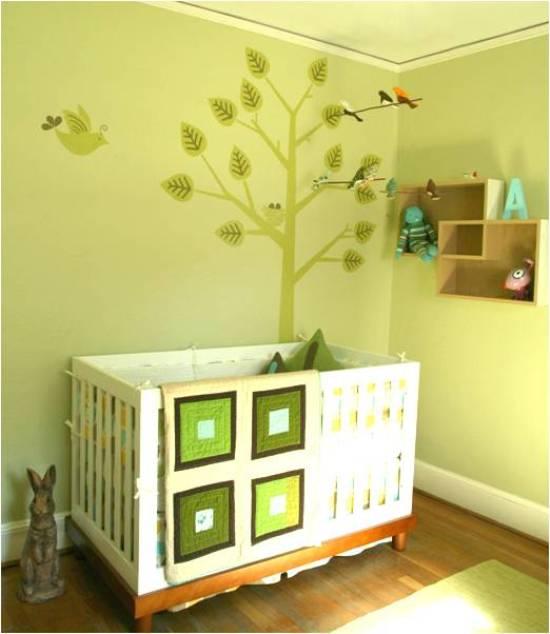 Детская комната для новорожденного, Дом Мечты