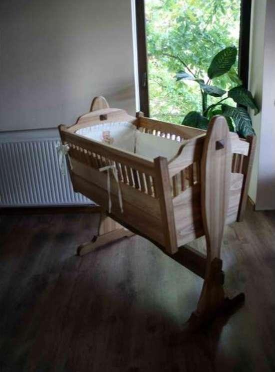 Комната для новорожденного интерьер