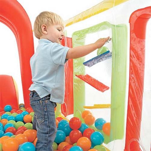 детский спортивный комплекс в распорку