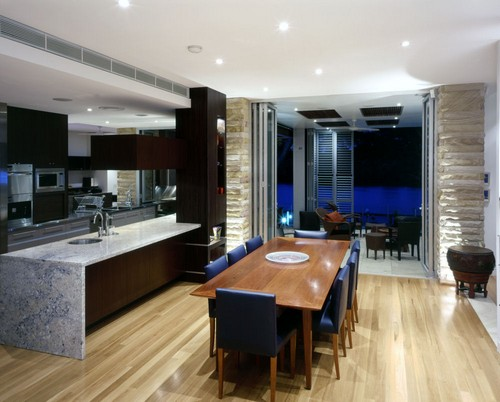 Фото кухни столовой
