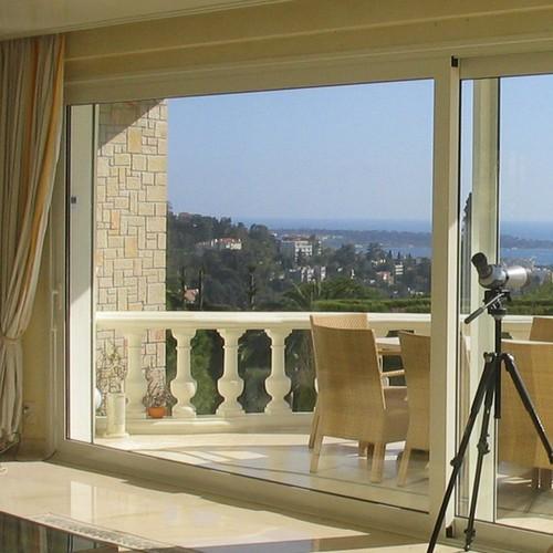 Французские окна на балкон