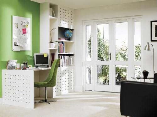 Французские окна в интерьере фото
