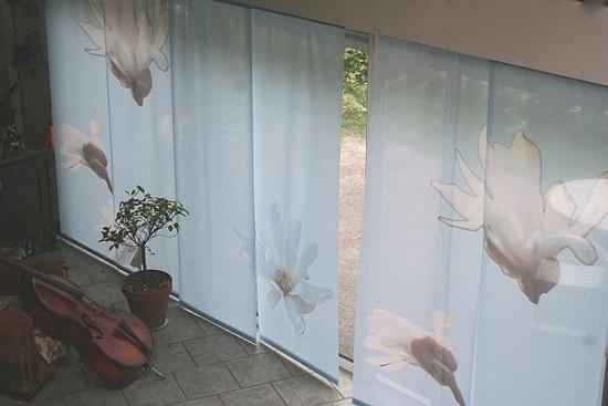 Японские стеновые панели