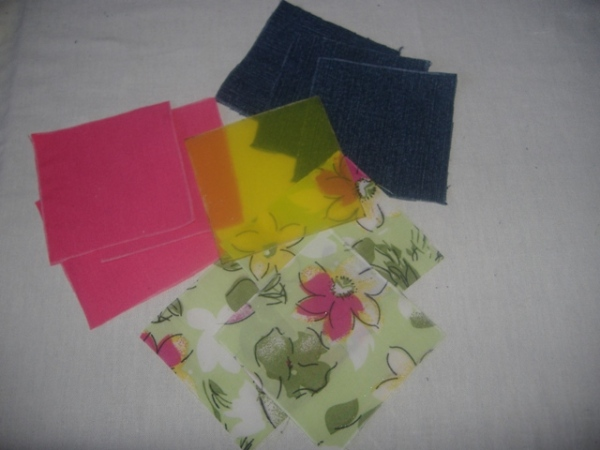 Лоскутки для пошива подушки своими руками