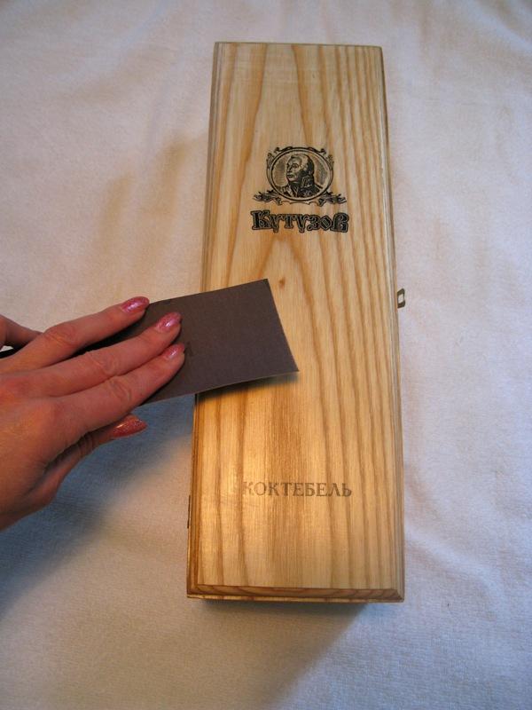 Шкатулка-коробочка своими руками. Фото 2