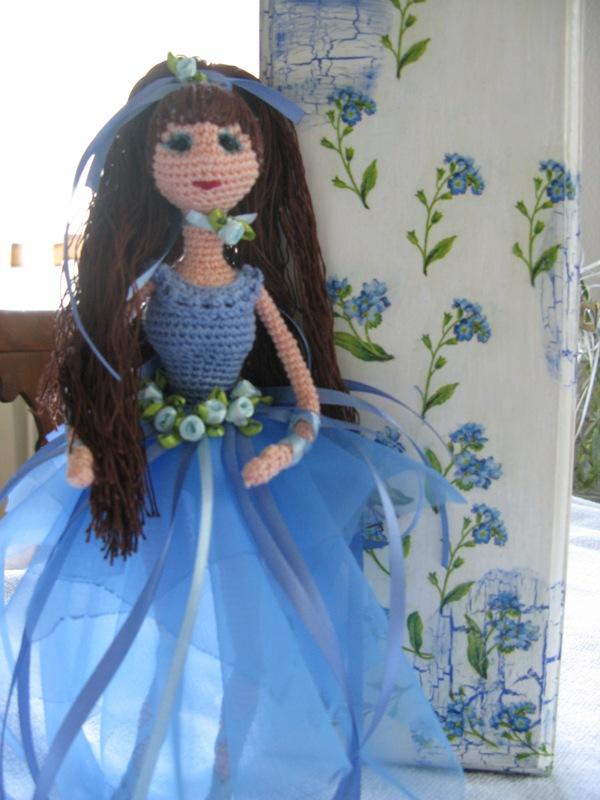 Амигуруми кукла. Фото 20