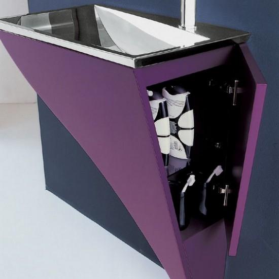 Итальянская мебель для ванной комнаты Novello