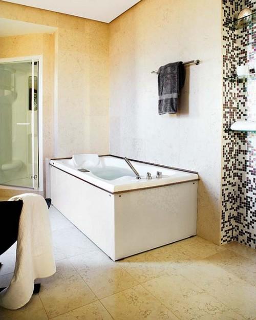 Керамическая мозаика для ванной