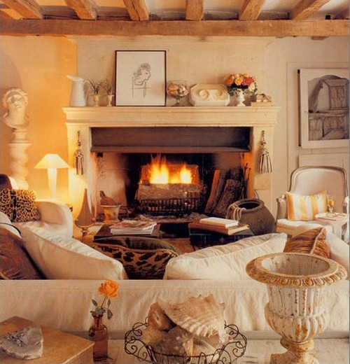 Осенний интерьер, Дом Мечты